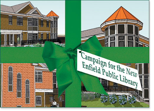 Enfield Public Library Mailer