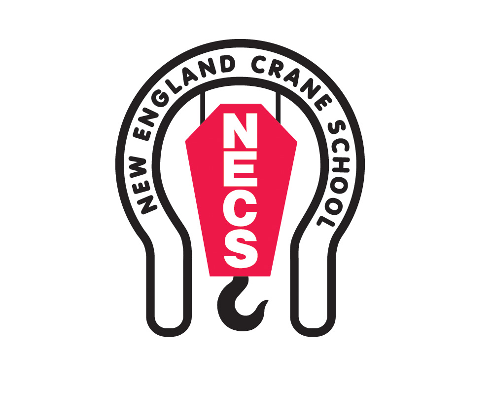 New England Crane School Logo